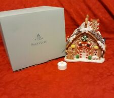 New ListingPartylite gingerbread house