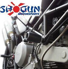 Shogun Black Frame Slider Ducati Monster 600 620 695 800 1000 (ALL)