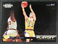 JERRY WEST - 2012 Panini Contenders Playoff Contenders Los Angeles Lakers #24
