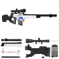 Worker MOD F10555 AWP Sniper Scope Imitation Kit for Nerf Retaliator Modify Toy