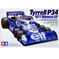 Tamiya 20053 Tyrrell P34 1977 Monaco GP 1/20