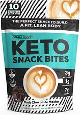 Keto Snacks Healthy Low Carb Keto Food Gluten Free Snack Dark Chocolate Candy US