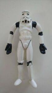 "Figurine Figure STAR WARS Stormtrooper ""flexible"" 1993 LFL INC NY LIC just toys"