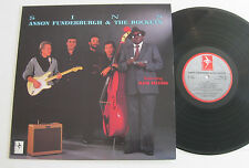 LP Anson funderburgh & the Rockets – Sins-VG + + Sam Myers Ron Levy