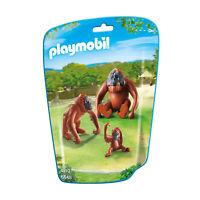 Playmobil 6648 City Life Orangutan Family