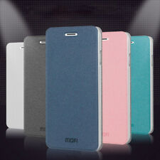 Pink MOFI Rui Series Luxury PU Leather Case for iPhone 6 plus