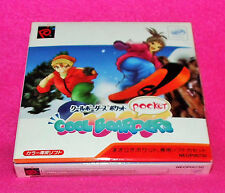 Neo Geo Pocket Color Game - Cool Boarders Pocket