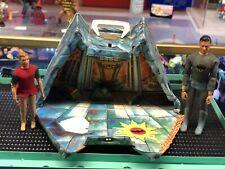 Vintage original 1966 Ideal Playset Vinyl Carrying Case Batman Batcave