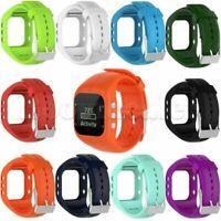 Hot Silikon Armband Bracelet Uhrenarmband Strap für Polar A300 Activity Tracker