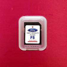 Ford F8 Sync2 Europa 2020 Navi SD Karte / Software Sync 2 Navigation SD Card