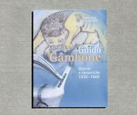 Scarce Guido GAMBONE Ceramics Book Mid Century Modern Marcello Fantoni Eames 50