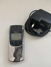 Nokia 8810 8860 Flawless Condition Made In USA 🇺🇸 Retro Very Rare Collectible