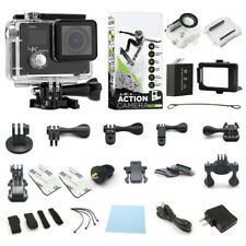 4K Sports Action Camera Dual Screen Ultra HD DV 16MP Camcorder+ Accessory Bundle