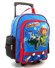 "Disney Handy Manny 12"" Toddler Rolling Backpack, New"
