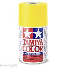 Tamiya # 300086006 PS-6 100 ml Jaune En polycarbonate Couleur
