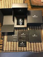 Tag Heuer Carrera CV2010 Automatic Chronograph Watch Calibre 16, Boxed