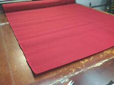 Polyester 100% RED Fabric by the Yard