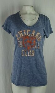 Chicago Bears NFL Touch by Alyssa Milano Women's Graphic T-Shirt