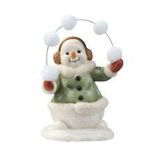 Goebel pupazzo di neve giocoleria copiosa Cina personaggio natalizio NUOVO 18642
