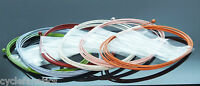 GEAR CABLE FIBRAX NANO-TEFLON COATED Rivals Shimano & KCNC 2.10 M Made in the UK