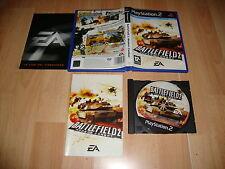 BATTLEFIELD 2 MODERN COMBAT DE DIGITAL ILLUSION PARA LA SONY PS2 USADO COMPLETO