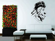 Wall Car Decor Vinyl Sticker Decal Native American Indian Nature