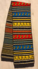 Official STAR TREK Knitted Insignia Scarf; Original Series; BRAND NEW