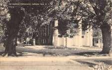 Haddon Field New Jersey Fortnightly Street View Antique Postcard K44450