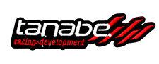 Tanabe Premier Japanese suspension exhaut sport Racing Development Iron on Patch