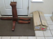 """Brand New Solid Wood Replacement Base for Pedestal Table AAmerica Desoto 29"""""""
