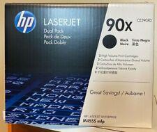 HP 90X CE390X Toner Cartouche d'Impression Grand Volume Noir M602 M603