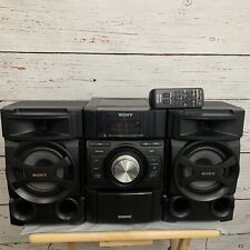 Sony HCD-EC69i Hi-Fi Stereo CD Player AM/FM Radio Tested With Remote