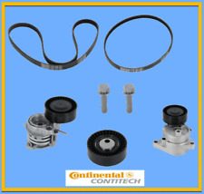 Drive Belt Kit Continental For BMW Replace OEM # 11281427252