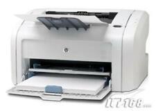 HP Laserjet 1018 CB419a Printer Working - complete!