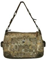 Coach 2173 Signature Optic C Hobo Bag