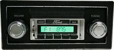 1973 - 1979 Ford Truck Am/Fm Radio USA 230 Aux MP3 Custom Autosound