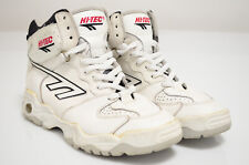 VINTAGE HI-TEC LEAGUE HIP-TOP TRAINERS High Top Sneakers Basketball us 8 uk 7