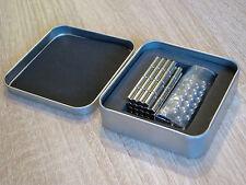 108-tlg Mini - Lot D'aimants Boîte De Construction Jeu De Type Magnétique