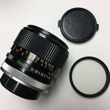Canon FD 85mm f1.8 S.S.C with lot of wear good user