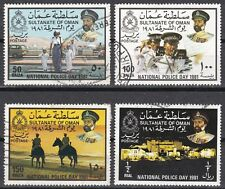 Oman: 1981: First National Police Day, VFU