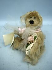 "Emmy Bears 6"" Jointed Teddy Bear With Tag - Celebrates Mothers"