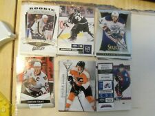 350 hockey card  lot Hall Toews Kane Weber RC plus jersey auto graph
