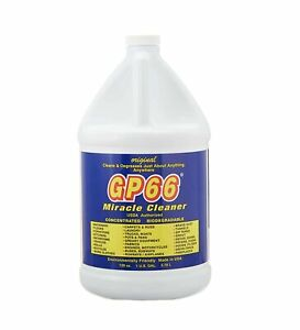 GP66 Green Miracle Cleaner Gallon (1, gal.) All Purpose Cleaner Kitchen Clean...