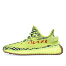 Adidas Yeezy Boost 350 V2 'Semi Frozen Yellow' (2017) B37572 UK 8.5