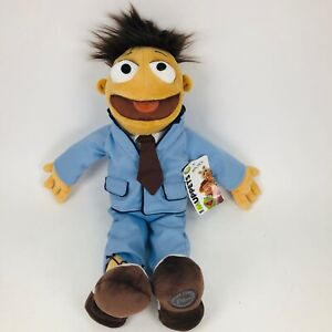Muppets Most Wanted Walter Plush Doll Disney Original Authentic 16 inch