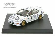 Subaru Impreza 555 - Rallye Azoren 1997 - A. McRae - 1:43 Trofeu MP 105