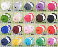 Lots of 50g Soft Skein Sheep Cashmere Wool Hand Knitting Yarn,Lace -20 Colours