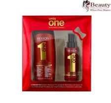 Revlon Uniq One Conditioning Shampoo 300ml and Hair Treatment 150ml Gift Pack