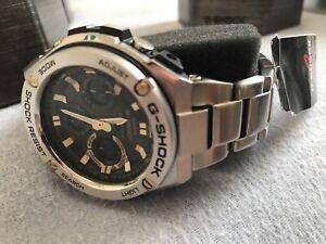 CASIO G-SHOCK G-STEEL GST-W110D-1A9 Men's Watch New in Box