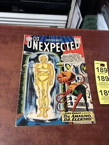DC Comics Tales of the Unexpected #66 The Amazing Dr. Elektro